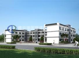东海县温泉中学新建教学综合楼